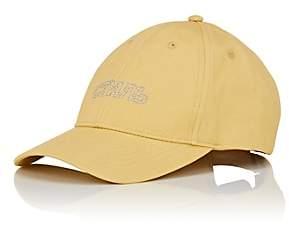 Heron Preston Men's Embellished Cotton Baseball Cap-Yellow