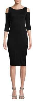 Bailey 44 Cold-Shoulder Dress