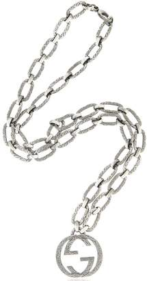 Gucci Interlocking G Chain Necklace