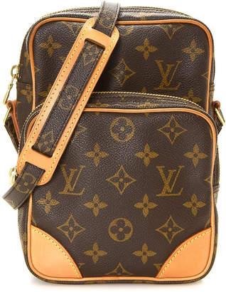 Louis Vuitton Amazone 22 Monogram Crossbody - Vintage
