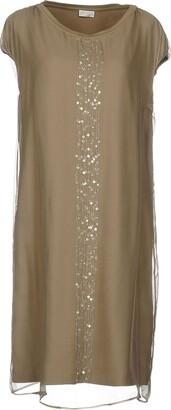 Brunello Cucinelli Knee-length dresses