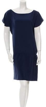 Ramy Brook Knee-Length Silk Dress w/ Tags