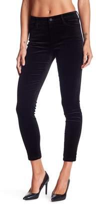 Joe's Jeans Velvet Ankle Skinny Jeans