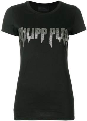 Philipp Plein printed logo T-shirt