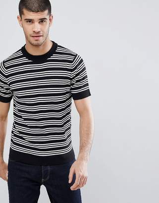 Weekday Joni Knitted T-Shirt