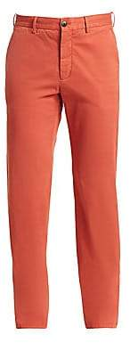 Saks Fifth Avenue Men's COLLECTION Straight-Leg Trousers