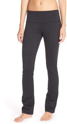 Zella 'Plank' Straight Leg Yoga Pants