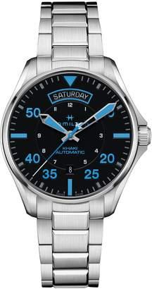 Hamilton Khaki Aviation Automatic Bracelet Watch, 42mm
