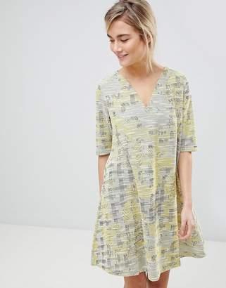 See U Soon Dress In Tapestry Weave Fabric