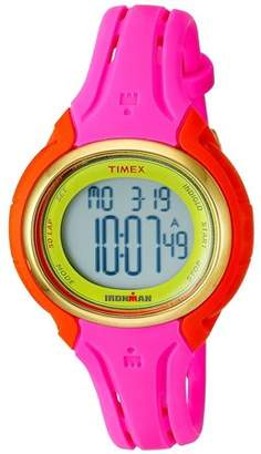 Timex Ironman Sleek 50 Resin Ladies Watch TW5M02800
