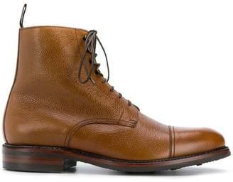 Berwick Shoes レースアップ ブーツ