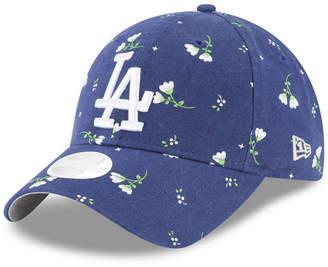 New Era Women's Los Angeles Dodgers Blossom 9TWENTY Cap
