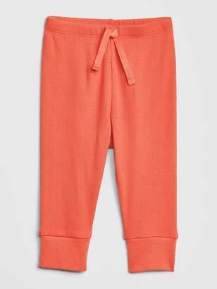 Gap Baby Ribbed Pull-On Pants