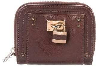 Chloé Paddington Compact Wallet