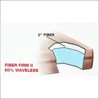 """Vinyl Products Dreamweaver The Ultimate 9"""" Fiber Firm 2 Waterbed Mattress"""