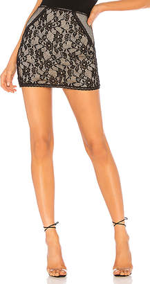 h:ours Vail Mini Skirt