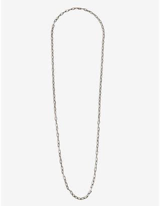 M. Cohen Zephyr sterling silver necklace