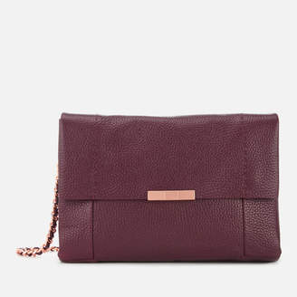 Ted Baker Women's Clarria Bow Detail Soft Cross Body Bag