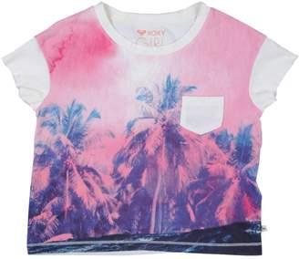 Roxy T-shirts - Item 37853563WQ