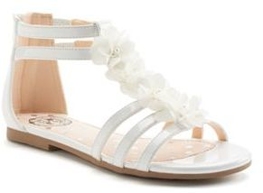 SO® Girls' Flower Dress Sandals $39.99 thestylecure.com