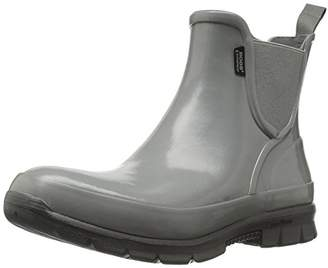Bogs Women's Amanda Slip ON Solid Rain Boot