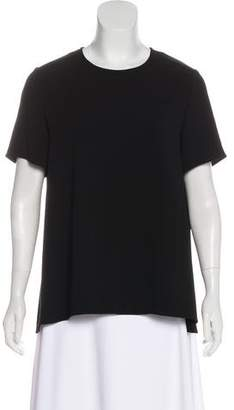 Co Short Sleeve Crew Neck Top w/ Tags