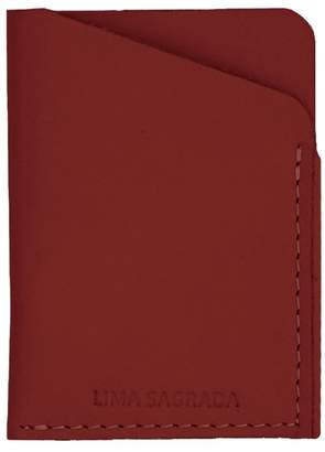 Velvet by Graham & Spencer SOFT LEATHER CARD HOLDER BY LIMA SAGRADA