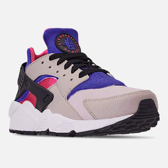 dc1a07cdf7b at Finish Line · Nike Men s Huarache Run Running Shoes