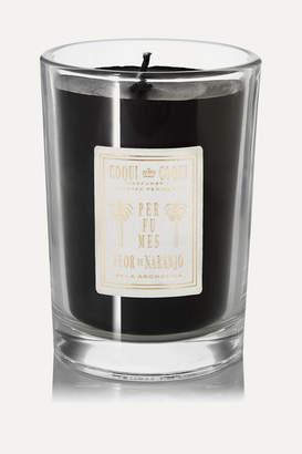 Coqui Orange Blossom Scented Candle, 227g - Black