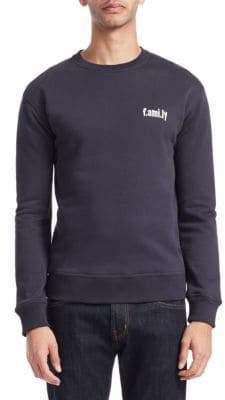 Ami Cotton Family Sweatshirt