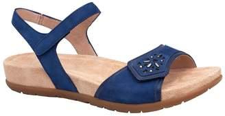 Dansko Open-Toe Leather Sandal - Blythe