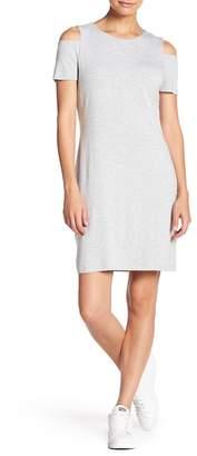 1 STATE 1.State Cold Shoulder Dress