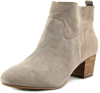 Steve Madden Womens Harber Suede Closed Toe Ankle Fashion