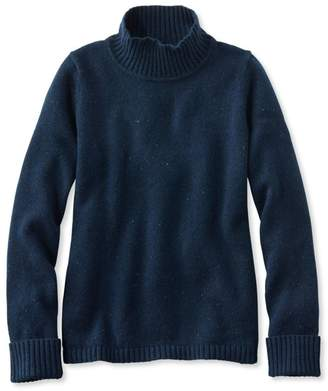 L.L. Bean L.L.Bean Donegal Sweaters, Stand-Up Mockneck