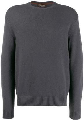 Loro Piana fine knit sweatshirt
