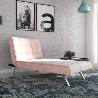 Wade Logan Littrell Chaise Lounge Upholstery