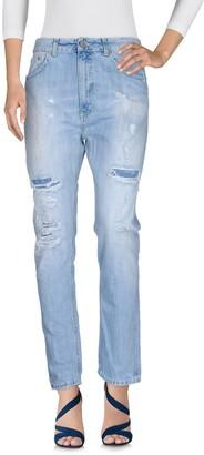Dondup Denim pants - Item 42620719WV