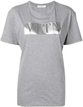 Valentino VLNT print T-shirt