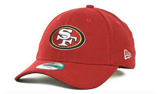 New Era San Francisco 49ers First Down 9FORTY Cap