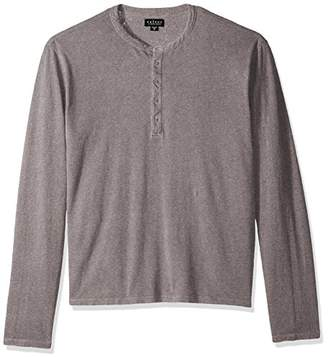 Velvet by Graham & Spencer Men's Mister Henley in Vintage Hues