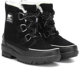 Sorel Tivoli suede boots
