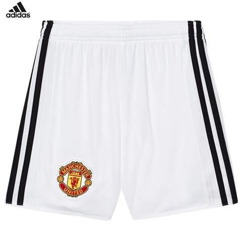 Manchester United Man United ́17 Junior Home Shorts