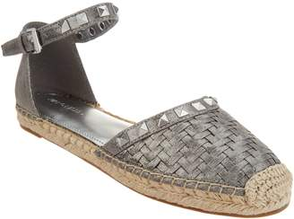 Marc Fisher Woven Ankle Strap Espadrilles - Graze