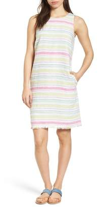 Tommy Bahama Tulum Stripe Shift Dress