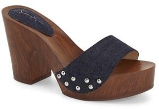 Jessica Simpson 'Karema' Clog Platform Sandal (Women) $59.95 thestylecure.com