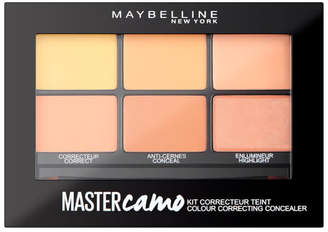 Maybelline Master Camo Colour Correcting Concealer Kit 6g