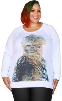 Her Universe Women's Star Wars Chewbacca Snow Pullover (3XL)