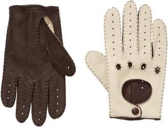 Roeckl Unisex Classic Driver Deer Hirsch - Nappaleder Gloves