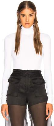 Acne Studios Long Sleeve Bodysuit