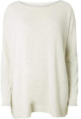 Dorothy Perkins Womens **Only Oatmeal Oversized Knitted Jumper